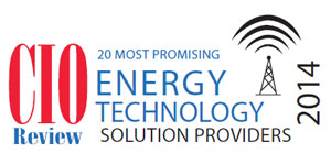 20 Most Promising Energy Technology Solution Providers - 2014