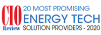 Top 20 Energy Tech Solution Companies - 2020