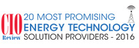 Top 20 Energy Solution Companies - 2016