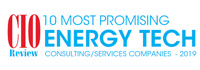 Top 10 Energy Tech Consulting/Services Companies - 2019